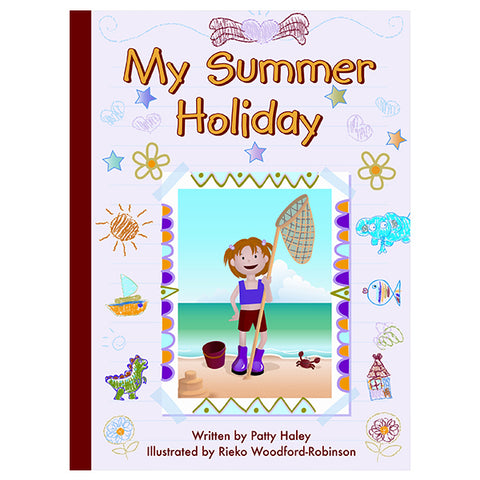 My Summer Holiday Teacher Guide