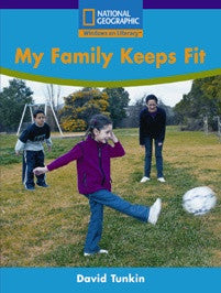 My Family Keeps Fit