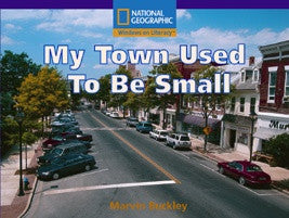 My Town Used to be Small