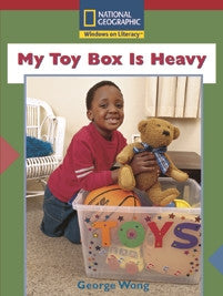 My Toy Box is Heavy
