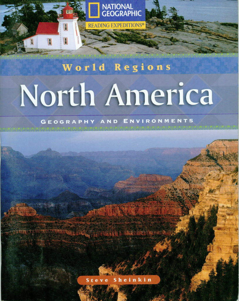 North America - Geography and Environments