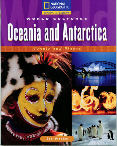 Oceania and Antarctica - People and Places