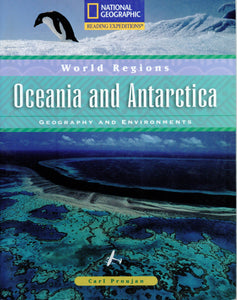 Oceania and Antarctica - Geography and Environments