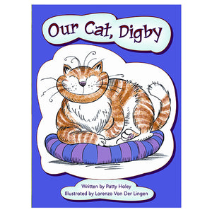 Our Cat, Digby Teacher Guide