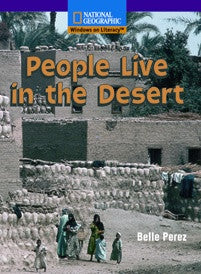 People Live in the Desert