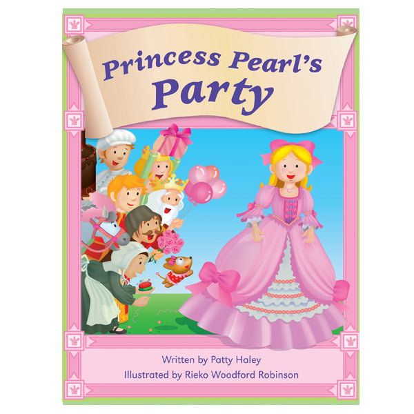 Princess Pearl's Party