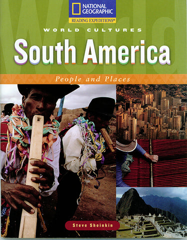 South America - People and Places