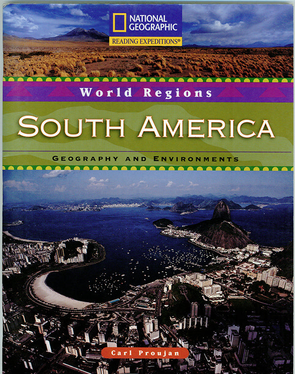 South America - Geography and Environment