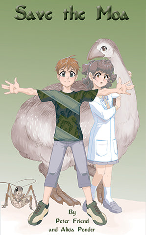 Save the Moa