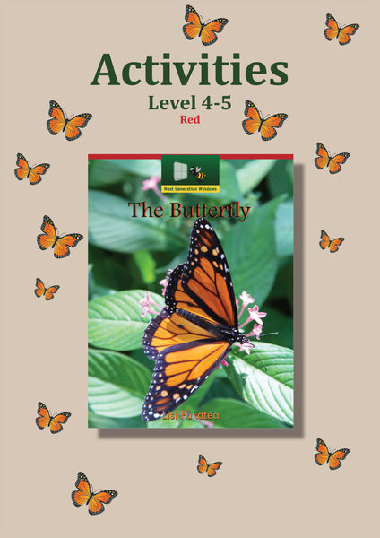 The Butterfly Activity Sheets