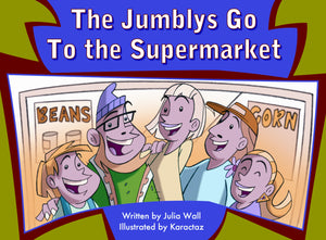 The Jumbly's go to the Supermarket Teacher Guide