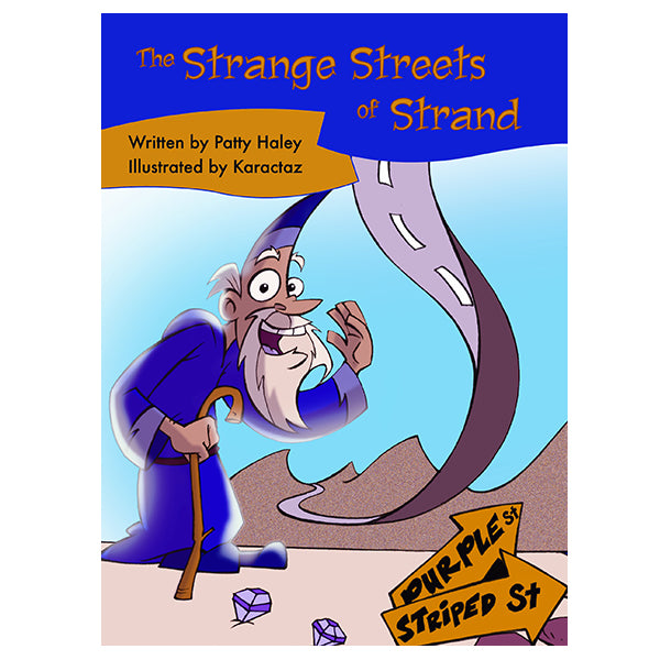 The Strange Streets of Strand Teacher Guide