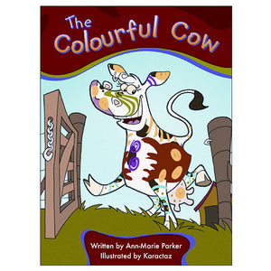 The Colourful Cow