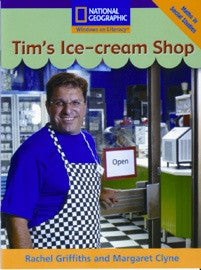 Tim's Ice Cream Shop