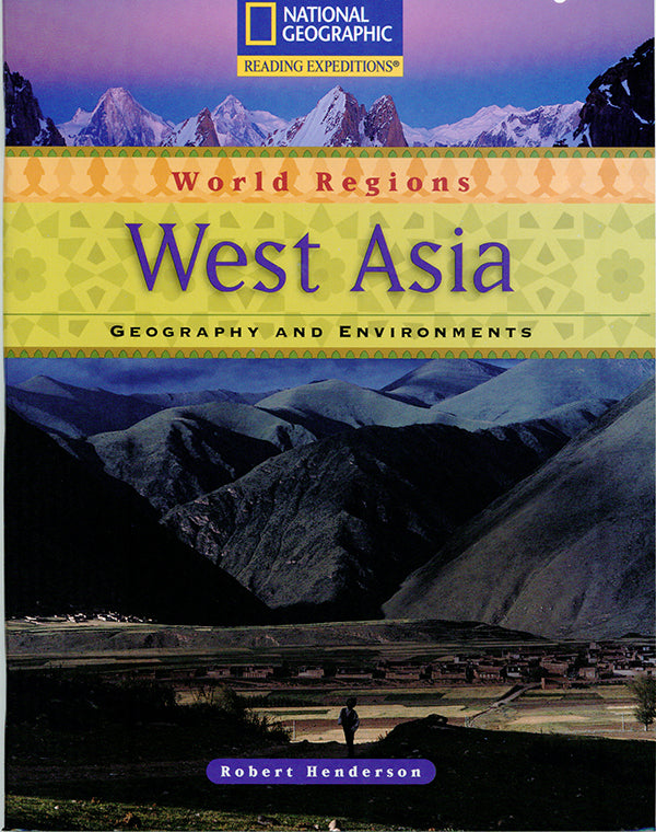 West Asia - Geography and Environment