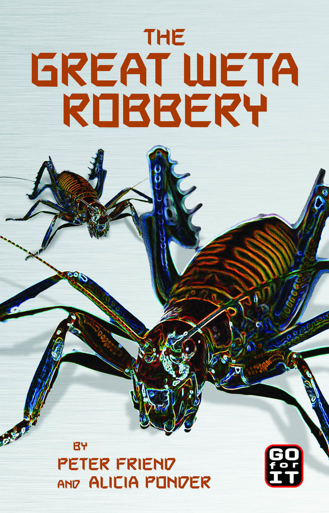 The Great Weta Robbery (eBook)