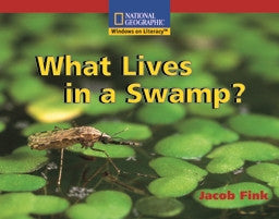 What Lives in a Swamp?
