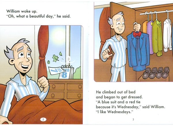 Biggest Book - William's Weird Wednesday
