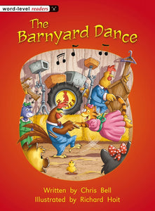 Big Book - The Barnyard Dance