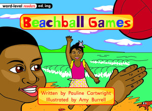 Beachball Games