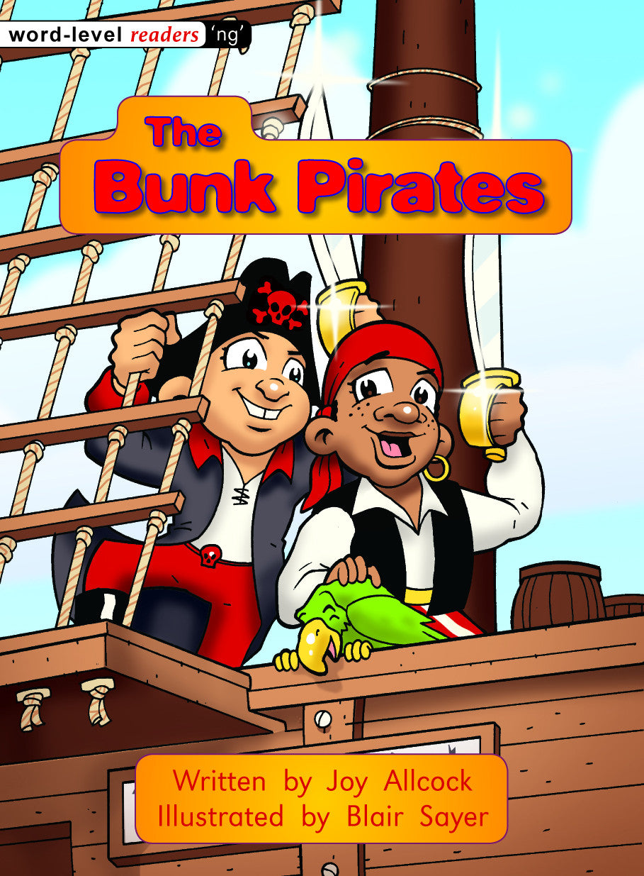 The Bunk Pirates