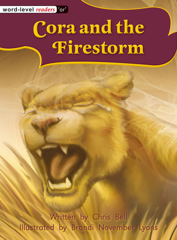 Cora and the Firestorm