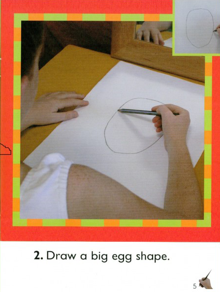 Biggest Book - How to Draw Yourself