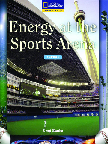 Energy at the Sports Arena