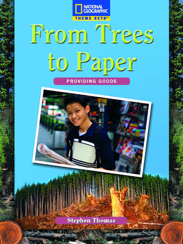 From Trees to Paper