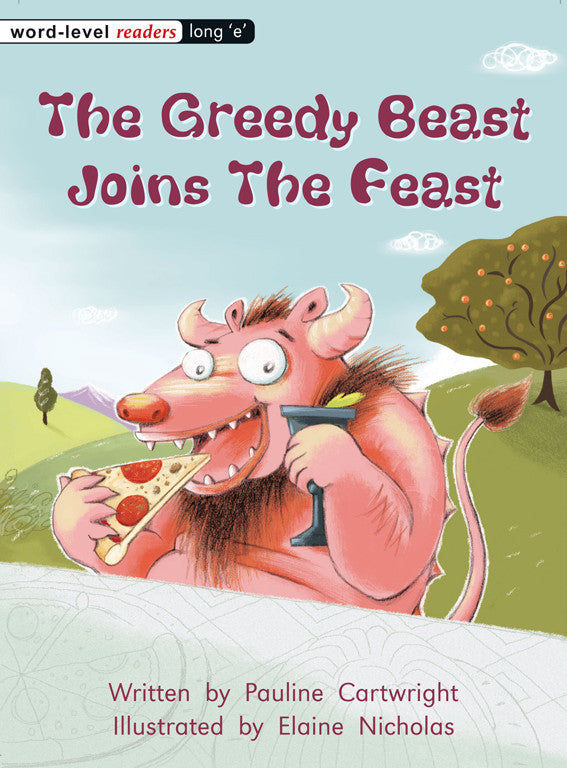 The Greedy Beast Joins the Feast