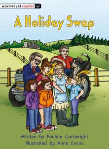 A Holiday Swap