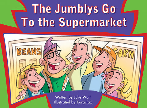 The Jumblys Go to the Supermarket