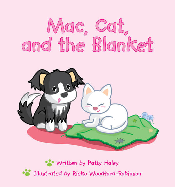 Lap Book - Mac, Cat and the Blanket