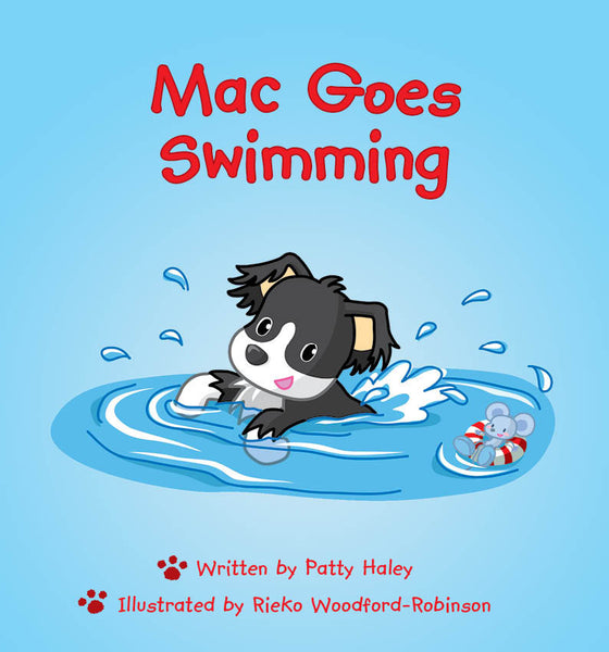 Lap Book - Mac Goes Swimming