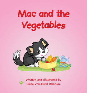 Lap Book - Mac and the Vegetables