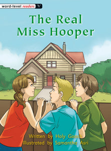 The Real Miss Hooper