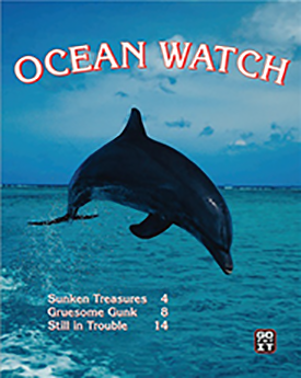 Biggest Book - Ocean Watch