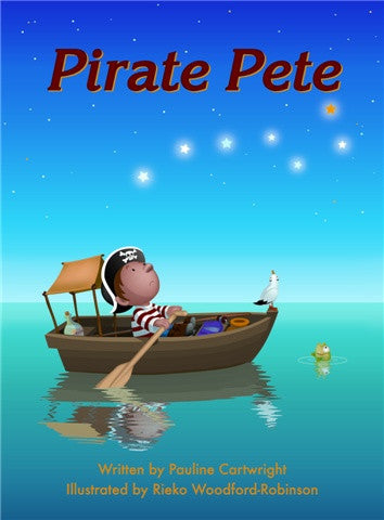 Biggest Book - Pirate Pete