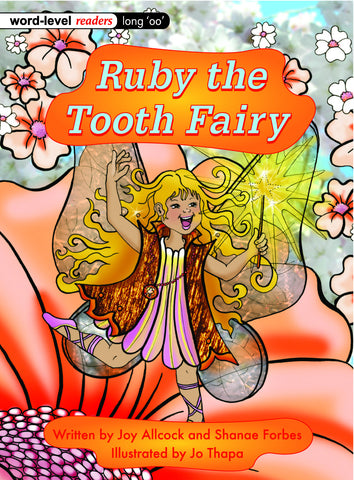 Ruby the Tooth Fairy