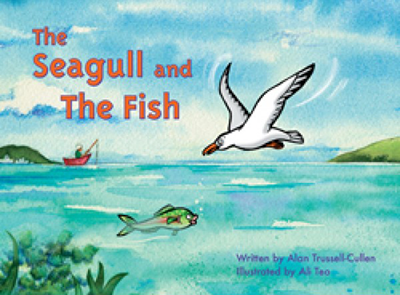 Lap Book - The Seagull and the Fish