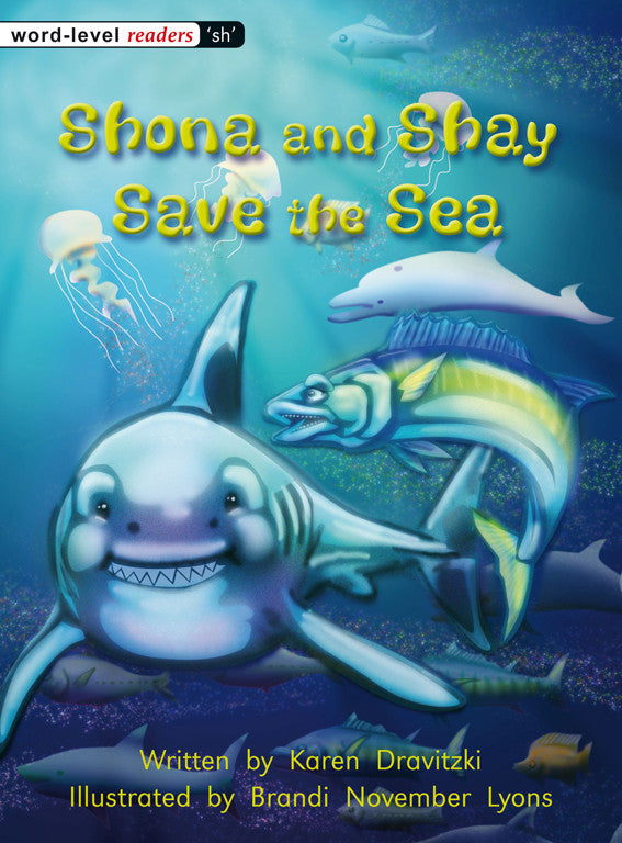 Shona and Shay Save the Ocean