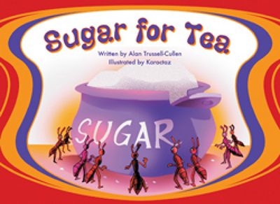 Lap Book - Sugar for Tea