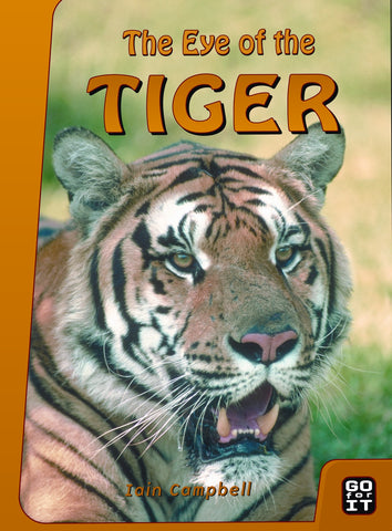 Biggest Book - The Eye of the Tiger