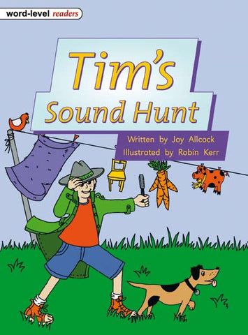 Tim's Sound Hunt
