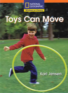 Biggest Book - Toys Can Move
