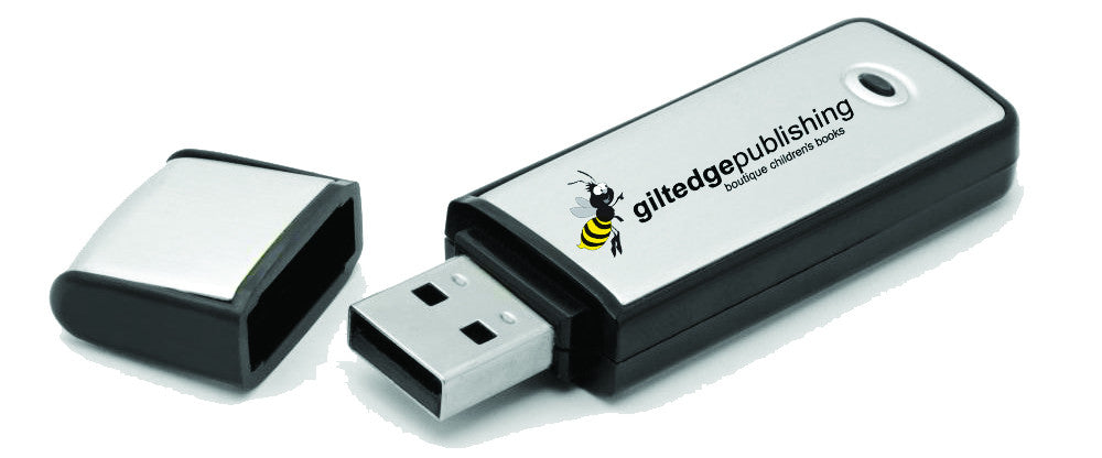 Next Generation Windows USB With Audio Books