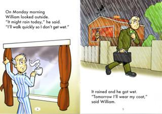 Biggest Book - William's Wet Week
