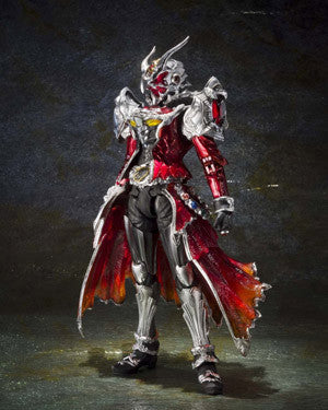 S.I.C. Kamen Rider - Wizard Flame Doragon and All Doragon Set