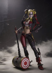 "S.H. Figuarts Harley Quinn ""Injustice Ver."" Action Figure [Tamashii Web Shop Exclusive]"
