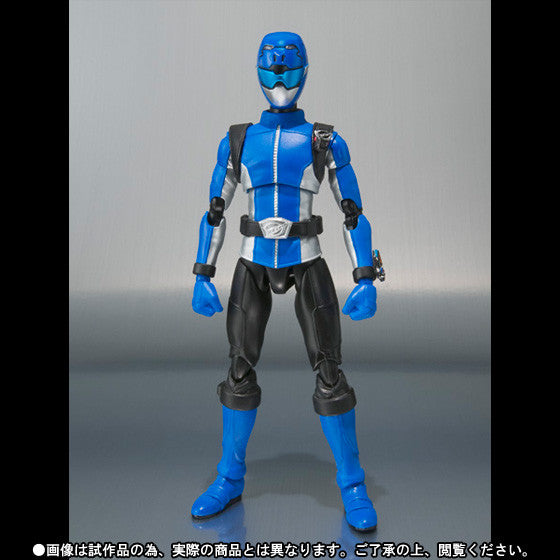 S.H.Figuarts Go Buster - Buster Blue [Tamashii Web Shop Exclusive]